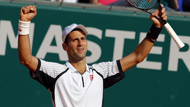 Djokovic and Nadal through, Del Potro and Berdych shocked - Tennis - Monte Carlo Masters