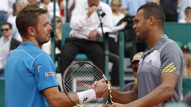 Tsonga - Wawrinka EN DIRECT