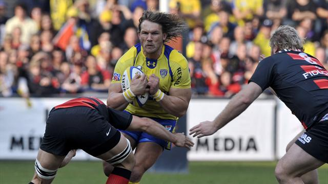 Top 14 2012 13   J25 Clermont Auvergne Vs Stade Toulousain