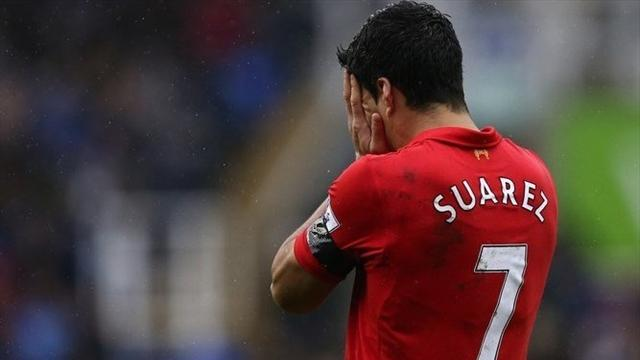PFA to offer Suarez counselling - Football - Premier League