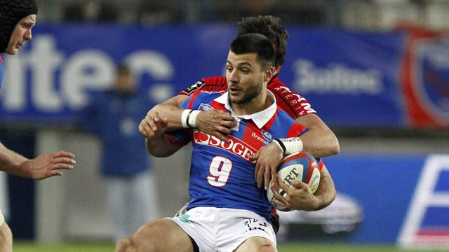 Top révélations 2013: Pélissié, demi d'avenir - Rugby - Top 14