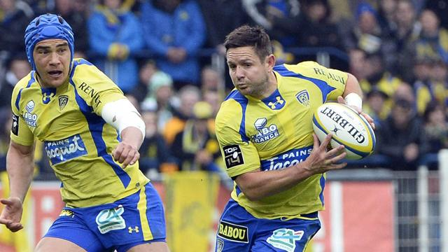 Clermont: L'ERC refuse de qualifier Delany - Rugby - Coupe d'Europe