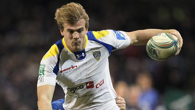 Clermont: Rougerie forfait contre le Munster - Rugby - Coupe d'Europe