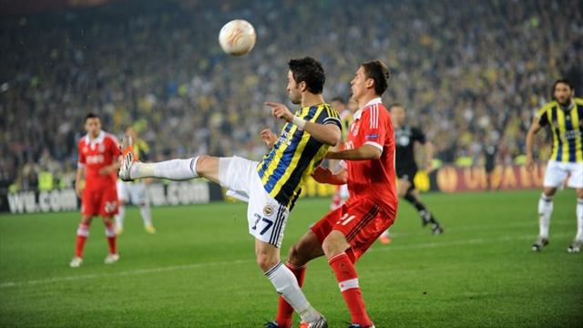 Fenerbahce Istanbul, Benfica Lissabon