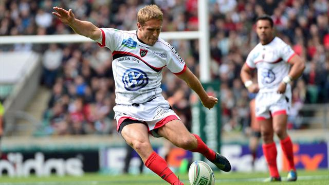 Wilkinson toujours royal - Rugby - Coupe d'Europe