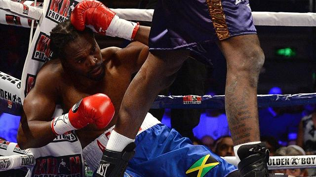 Audley Harrison retires from professional boxing - Boxing