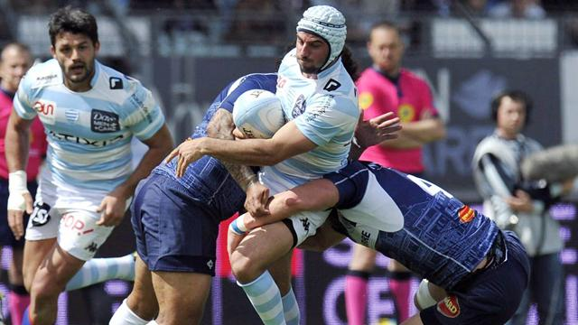 Le Racing grimace, Castres jubile - Rugby - Top 14
