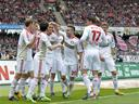 Leverkusen clinch Champions League place, drama for Bremen