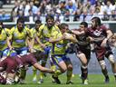 Clermont extend winning streak to 60