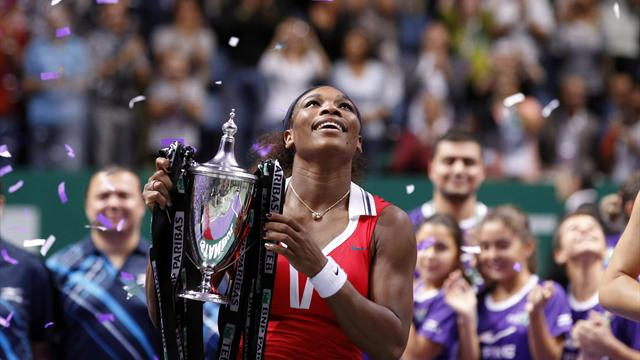 Singapore to host WTA Finals from 2014-2018