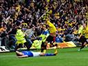 Deeney sends Watford through to final