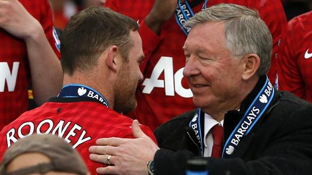 He Who Shall Not Be Named: Wayne Rooney: I havent seen him (Fergie) since he retired, looking positively content about that