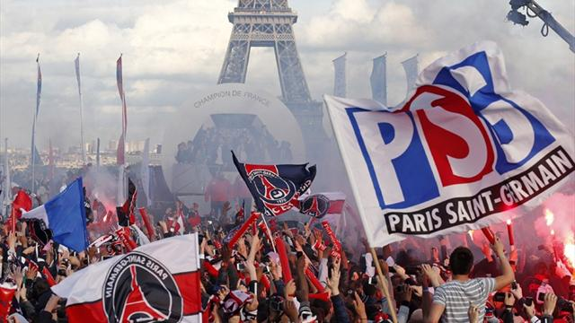 30 injured as violence cuts short PSG's title celebrations