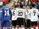Mathieu fires Valencia to win at Getafe