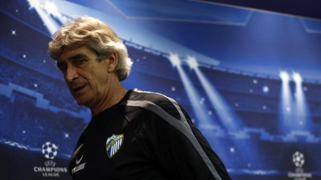 Pellegrini confirms Malaga exit amid City rumours