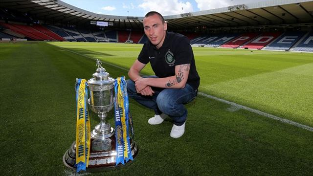 Brown: No Hampden hoodoo for Celtic
