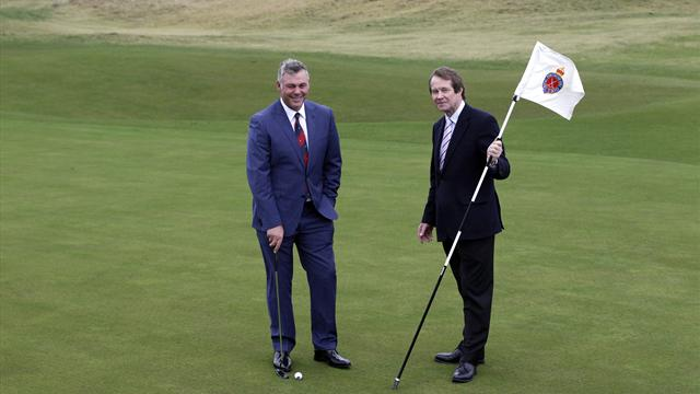 O'Grady apologises for 'coloured athletes' gaffe - Golf