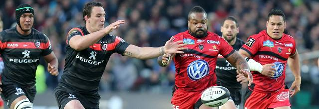 "Picamoles: ""Bonne chance à Toulon"" - Rugby - Top 14"