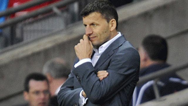 Djukic confirms Valladolid exit - Football - Liga