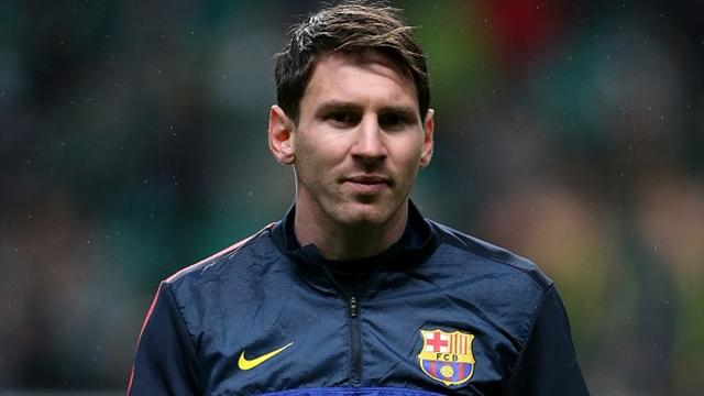 Barcelona president defends 'innocent' Messi