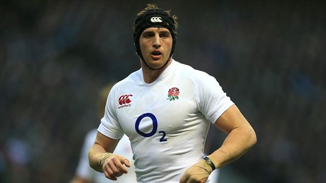 Wood demands intensity from England - Rugby