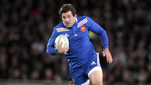 "Fritz: ""A 10-0, tout était encore possible"" - Rugby - XV de France"