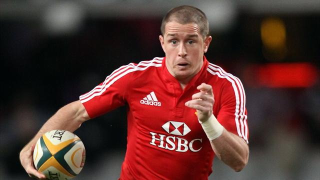 Shane Williams, l'éternel retour  - Rugby - Test Match