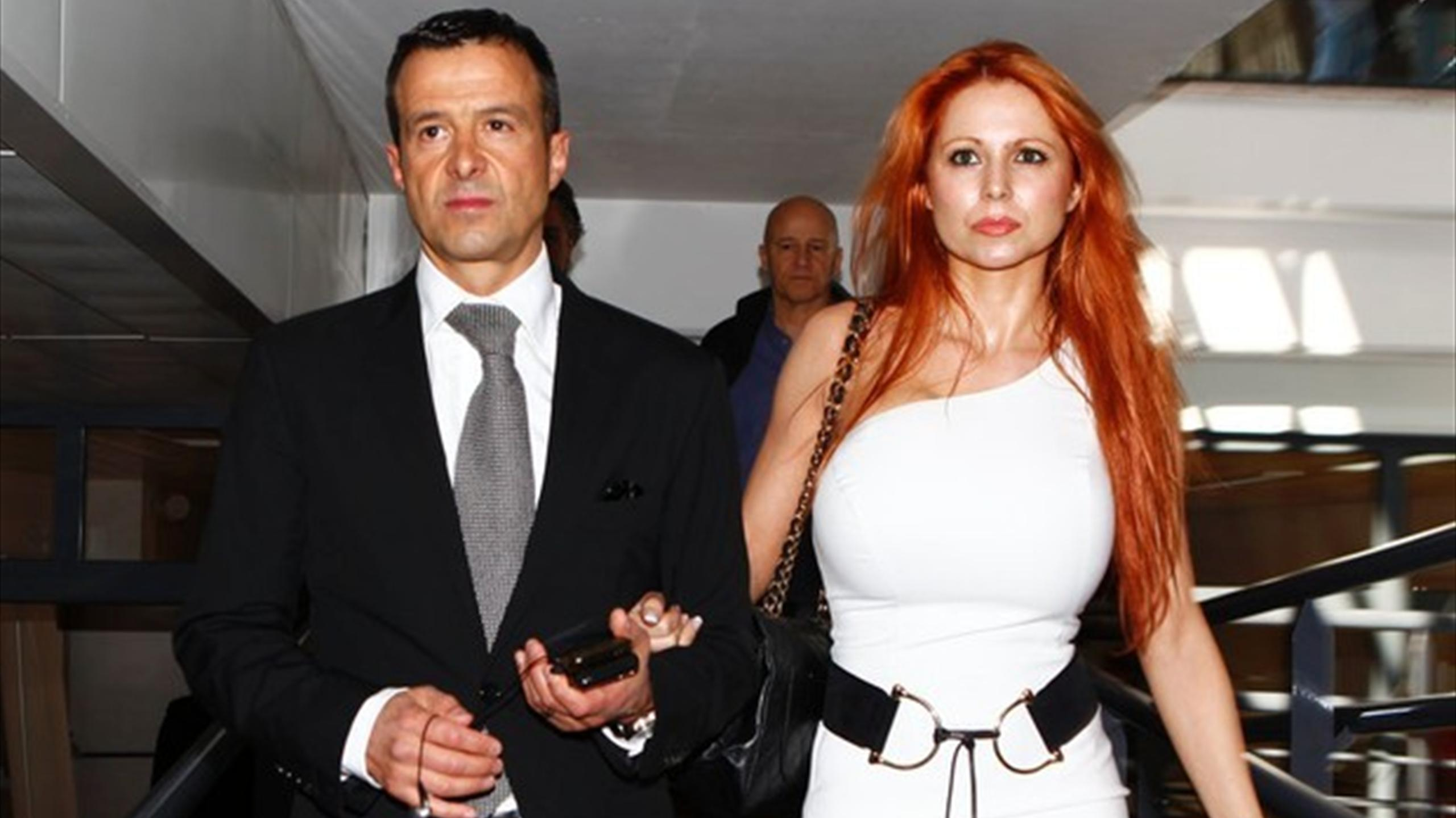 Jorge mendes net worth house car salary wife family - Marisa pascual ...