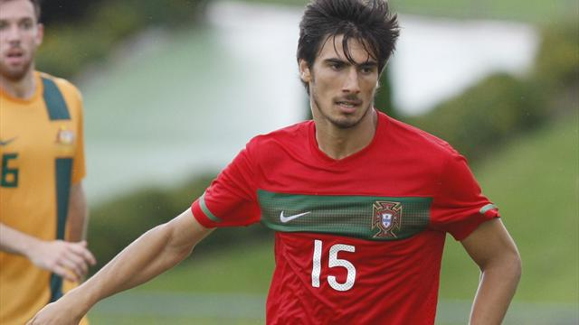 andré gomes portugal under 20