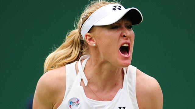 Elena Baltacha announces retirement