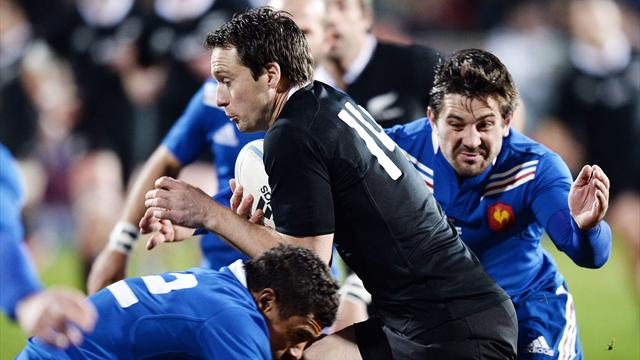 Retro du XV de France: Le copier-coller de New Plymouth - Rugby - XV de France