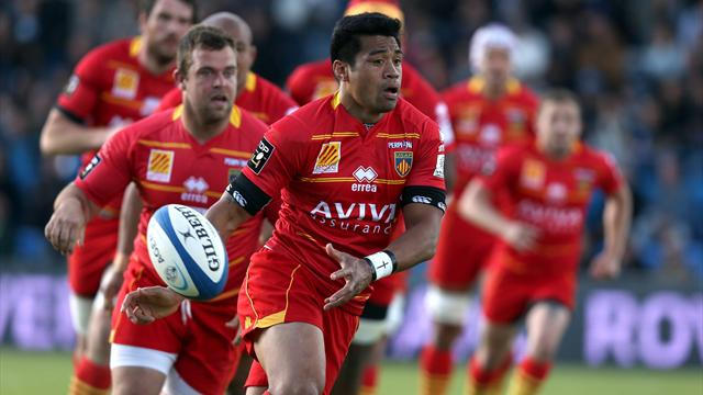 Top recrues 2012: Mafi, la valeur sûre - Rugby - Top 14