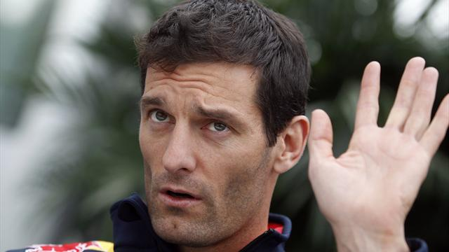 Mark Webber to retire from racing at the end of 2016