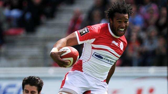 Top révélations 2013: Thomas, fini l'anonymat - Rugby - Top 14