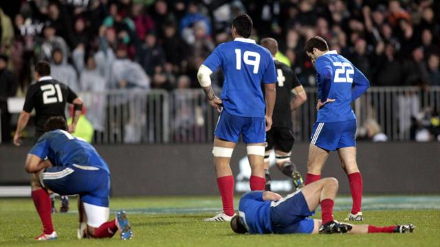 Retro du XV de France: Le naufrage de Christchurch - Rugby - XV de France
