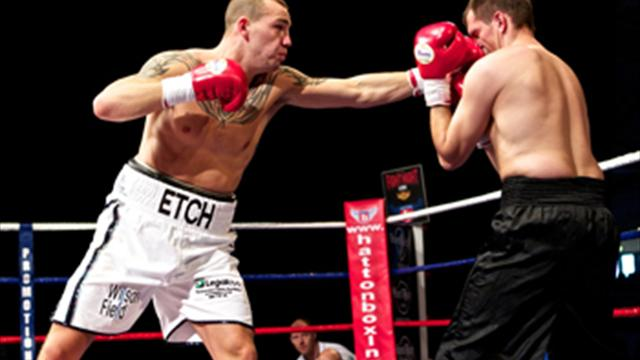 Adam Etches itches for title shot - Boxing