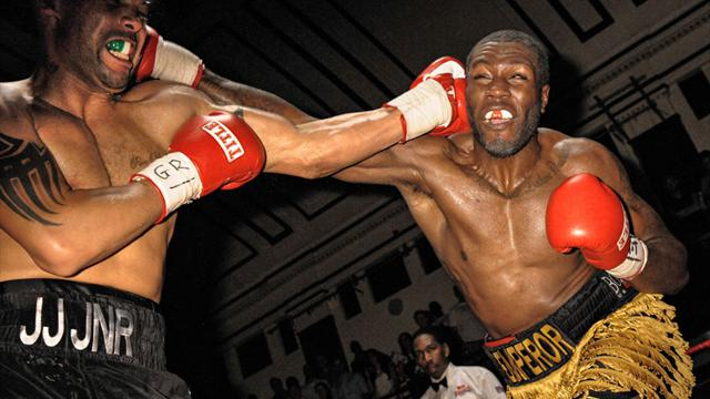 Emperor Edwards crowned Southern Area king; Pryce rolls back the years - Boxing