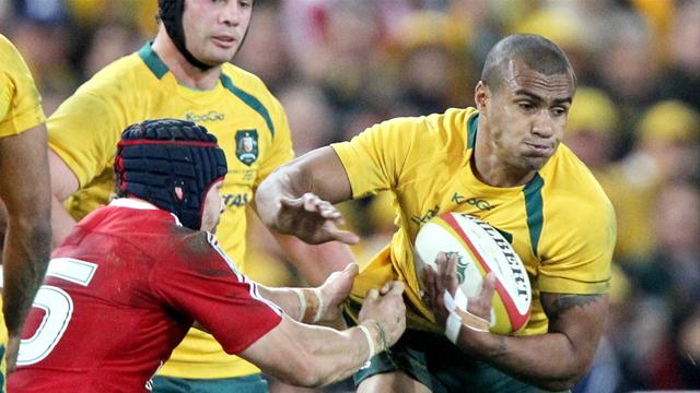 "Genia: ""Plus dur qu'un match contre les All Blacks"" - Rugby - Test Match"