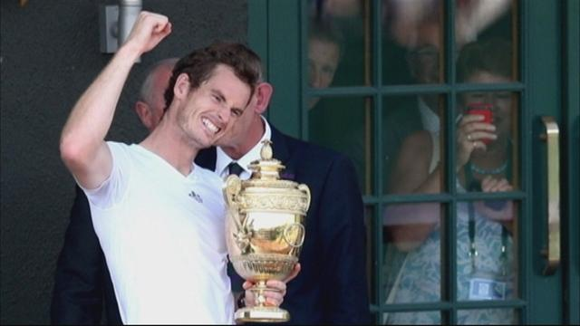 Murray tames Djokovic to end 77 years of British hurt - Tennis - Wimbledon