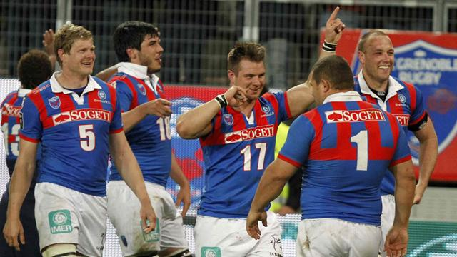 Grenoble: Promesses à confirmer - Rugby - Top 14