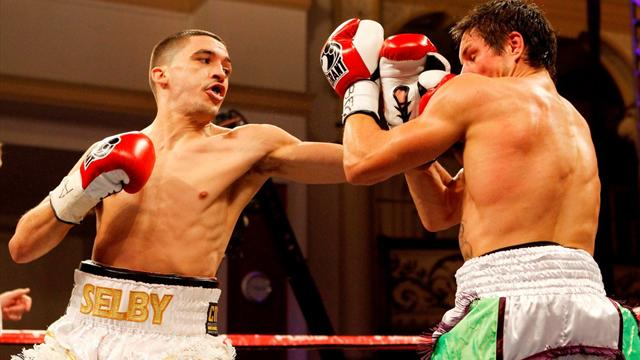 Selby looking at world honours after Walsh - Boxing