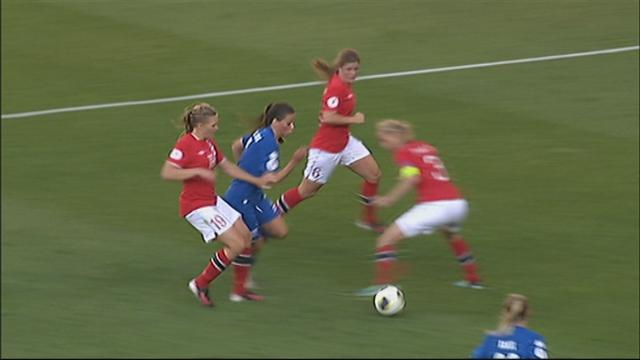 Iceland leave it late against Norway - Football - Women's Euro
