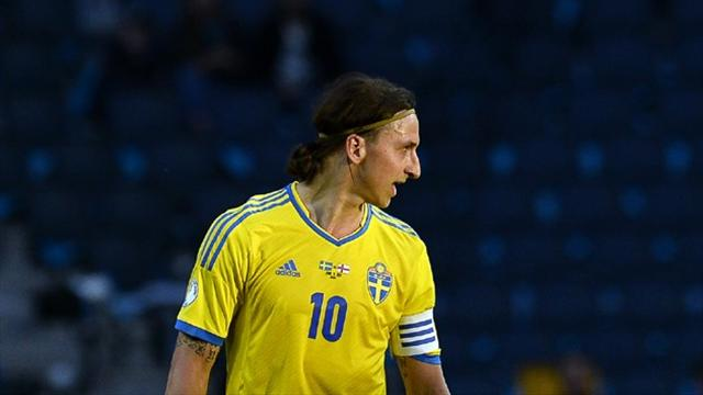 Ibrahimovic scores hat-trick as Sweden beat Norway - Football - International friendlies