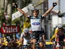 Trentin ends Italy's wait with stage 14 win