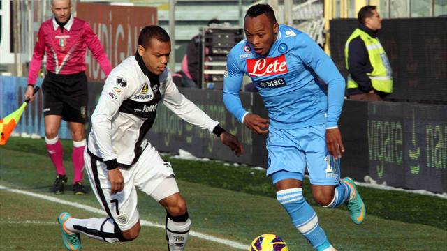 Italian transfer news: Juve reject Napoli bid for Zuniga