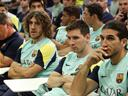 Martino, Enrique would fit in well at Barca, Puyol says