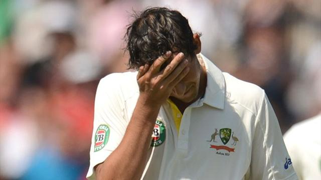 McGrath: Australia have now hit rock bottom - Cricket - Ashes