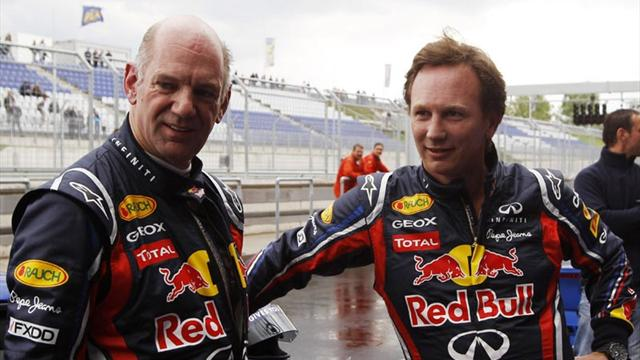 Newey: Weight limit rule must change - Formula 1