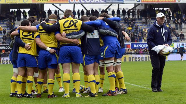 Clermont: Des internationaux... à l'écart du groupe - Rugby - Top 14