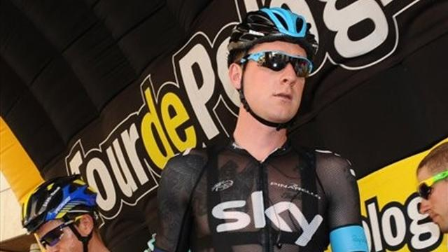 Wiggins to skip Tour of Spain after toiling in Polish opener